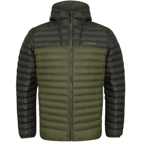 Berghaus Vaskye Jacket Men ivy green/peat
